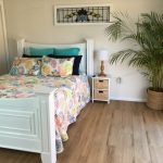 Seafarers accessible bedroom