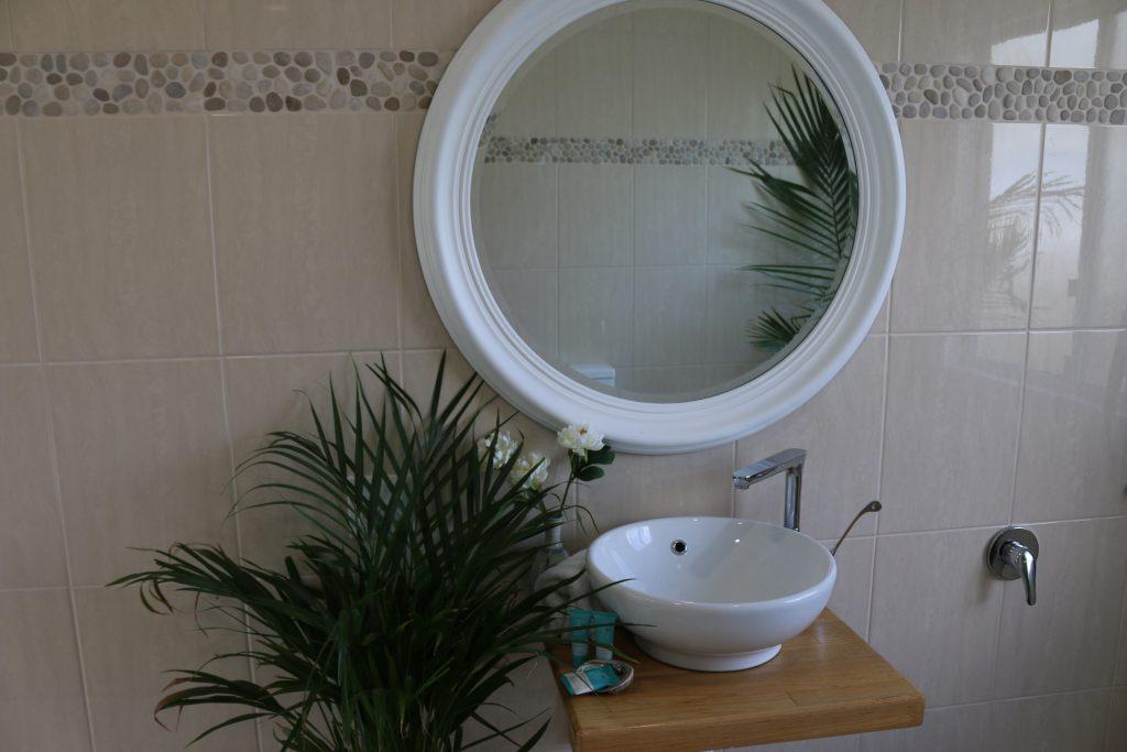 Spacious Accessible Bathroom