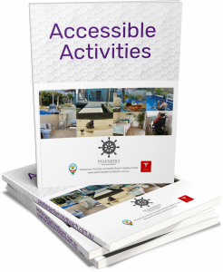 Accessible Holidays booklet