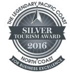 Silver Tourism Award